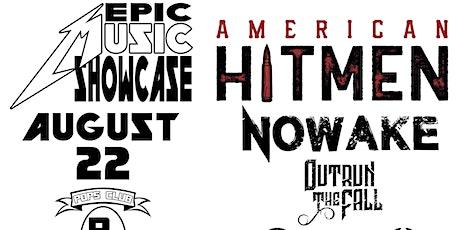 Epic Music Showcase 2020 tickets