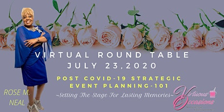 Setting The Stage for Lasting Memories`-Event Planning 101 tickets