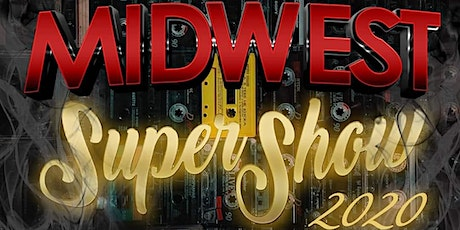 Midwestsupershow 2020 tickets