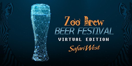 Zoo Brew Virtual Beer Festival tickets