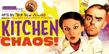 Kitchen Chaos with Rollicking Entertainment - ARROWTOWN tickets