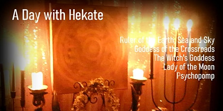 A Day With Hekate tickets