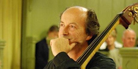 Masterclass Contrabas - Peter Leerdam - 11/7 tickets