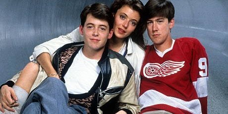 Ferris Bueller's Day Off (15) - Drive-In Cinema at Nutfield Priory tickets