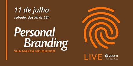 Personal Branding [Live] ingressos