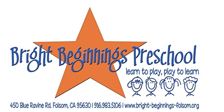 Bright Beginnings PRESCHOOL class Information Session tickets