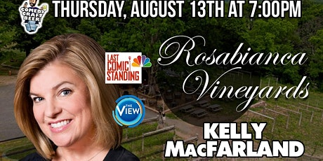 Rosabianca Vineyards Comedy Night tickets