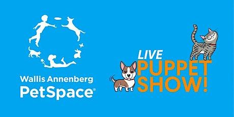 Annenberg PetSpace Puppet Show tickets