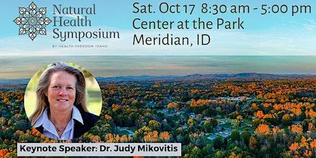 HFI Natural Health Symposium tickets