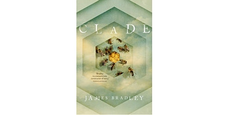 "Walking Book Club #30 - ""Clade"" by James Bradley tickets"