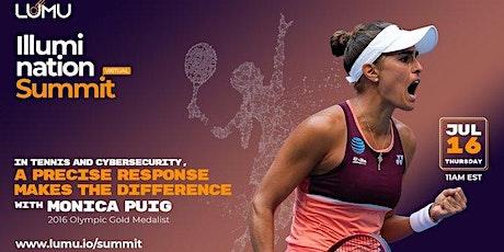 Illumination Summit: A Cybersecurity Webinar with Tennis Star Monica Puig tickets