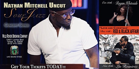Nathan Mitchell Uncut - Winter SoulJazz Concert Series 2020 tickets