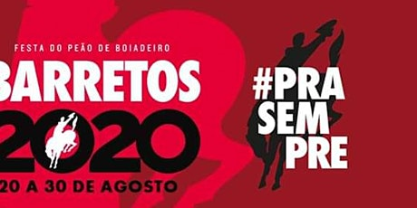Festa do Peão de  Barretos 2020 tickets