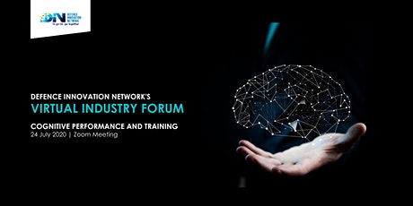 DIN Virtual Industry Forum: Cognitive Performance & Training tickets
