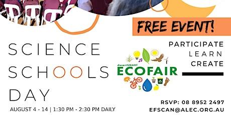 Ecofair Science Schools Event tickets