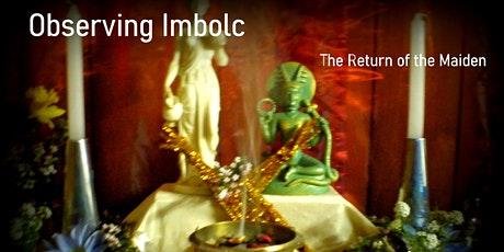 Celebrate Imbolc - The Celtic Festival of Spring tickets