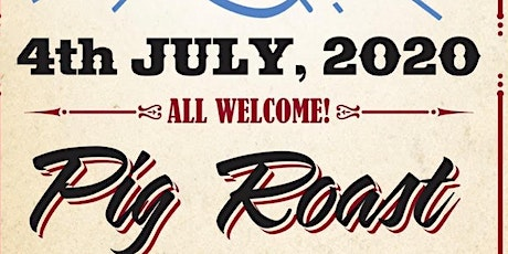 July 4th Pig Roast at The Ridley House tickets