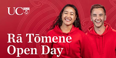 Rā Tōmene | Open Day tickets