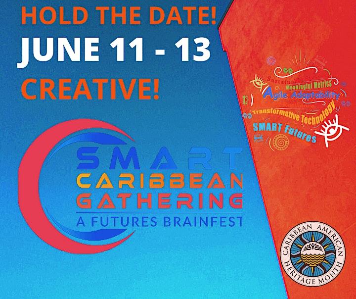 CREATIVE SMART  CARIBBEAN JUNE 11 - JUNE 13 image