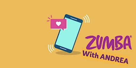 Zumba Basic 6 wk session tickets