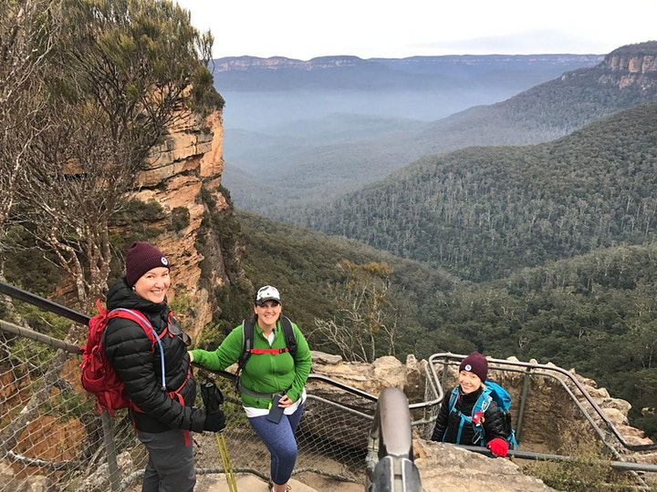 Women's Blue Mountains Day Hike // Gordan Falls image