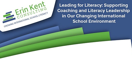 Leading for Literacy: Supporting Coaching and Literacy Leadership tickets