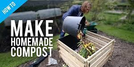 Online - Composting for Gardening tickets