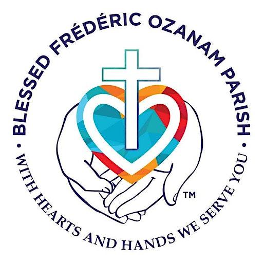 Blessed Frédéric Ozanam Parish logo