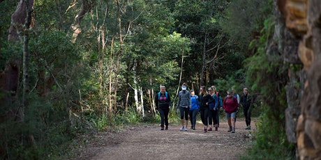 Women's Free Meet Up Hike // Royal National Park tickets