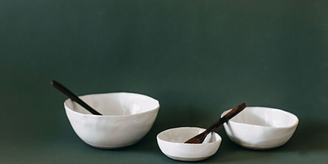 Not Yet Perfect- Hand Building Workshop