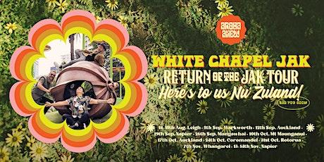 RESCHEDULED White Chapel Jak @ The Coroglen Tavern - Coroglen tickets