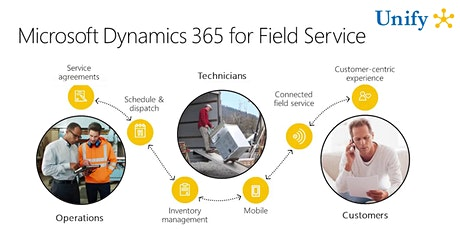 Microsoft Dynamics 365 Field Service Webinar tickets