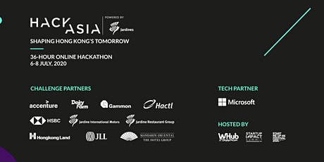 Hack.Asia 2020 - 36-Hour Online Hackathon tickets
