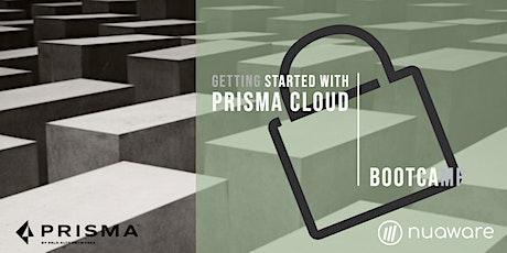 Prisma Cloud 101 - July tickets