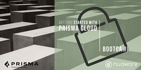 Prisma Cloud 101  - August tickets