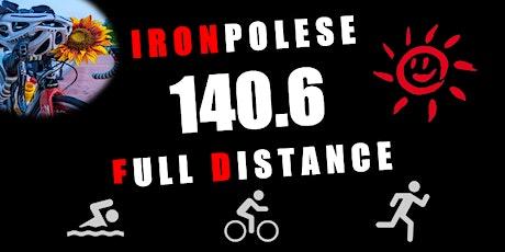 IronPolesine 140.6 TRIATHLON IRONMAN DISTANCE biglietti