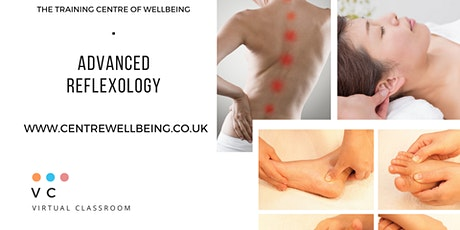 Advanced Reflexology Practitioner Training tickets