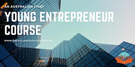 Young Entrepreneur Course (Grades 9-12) tickets