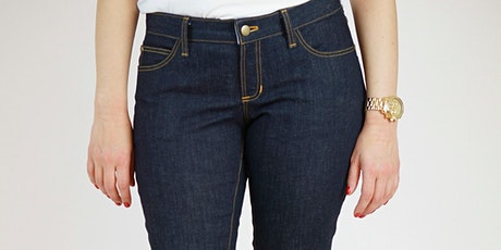 Sew Your Own Jeans - Weekend Workshop tickets
