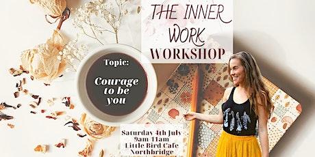 The Inner Work Workshop tickets