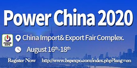 The 10th Asia-Pacific Power Product and Technology Exhibition tickets