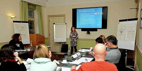 Mental Health First Aid Adult Two Day Course Online tickets