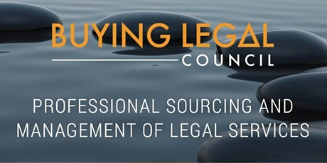 Buying Legal® Council Report 2020 biglietti