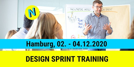 NEON Sprints - Design Sprint Training (2,5 Days) - Hamburg 02.-04.12.20 tickets