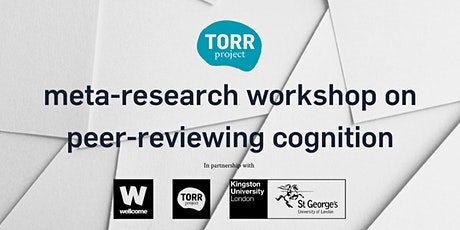 Towards Outstanding Research Reviews (TORR): A Meta-Research Workshop tickets