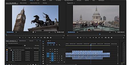 Adobe Premiere Advanced Training tickets