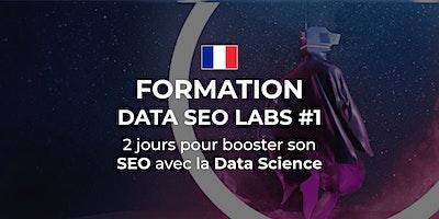 DATA SEO LABS – Niveau 1 – Nantes (2 jours)