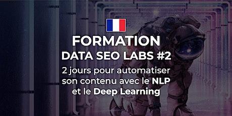 DATA SEO LABS - Niveau 2 - Lyon (2 jours) billets