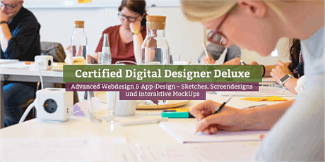 Certified Digital Designer Deluxe, Online Tickets