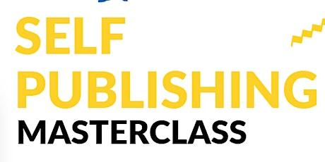 On the Write Track Self-Publishing Masterclass(Webinar) tickets